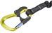 AustriAlpin Colt II - Kit vía ferrata - amarillo/negro